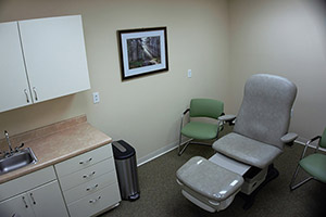 valatie treatment room